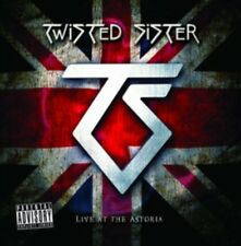 Twisted Sister - Live At The Astoria Cd+dvd NEW 2 x CD