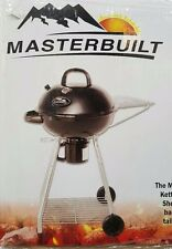"MasterBuilt Kettle Charcoal BBQ Grill Side Table 57.2 cm / 22.5 "" Barbecue"