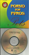 Perry Farrell PORNO FOR PYROS Pets EDIT & UNRELEASED CD single Jane's Addiction
