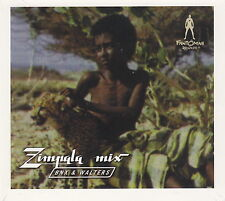 Zimpala Mix by BNX & Walters (CD, 1999 Fantomas) French Import/DJ/Dance/Sealed!