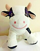 "FIESTA LIL BUDDIES COW 12"" PLUSH - Calf Farm STUFFED ANIMAL - So Cute!"