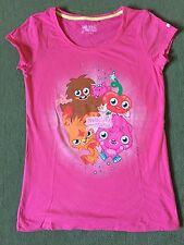 Girls Moshi Monster T shirt -NEXT age 13 years