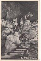 BF19340 grottes de han le boudoir de proserpine  belgium  front/back image