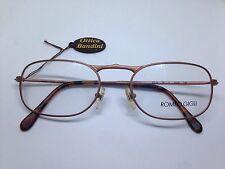 ROMEO GIGLI occhiali da vista vintage originali rame RG54 unisex glasses brille