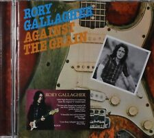 Rory Gallagher-Against the Grain UK hard rock blues remaster cd 2 bonus tracks