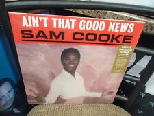 Sam Cooke Ain't That Good News LP NEW 180g vinyl R&B Soul Gatefold Edition