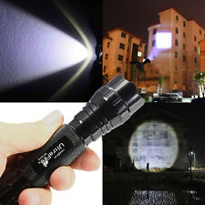 High Quality 2000 Lumen CREE XM-L 501B T6 LED LED High Power Flashlight Torch