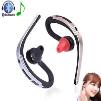 Noise Cancelling Stereo Bluetooth Headset Music Headphone For Samsung Galaxy S8