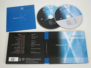 Xavier Naidoo / Telegramm Pour X (Naidoo Records CD+DVD 66092) 2XCD Album