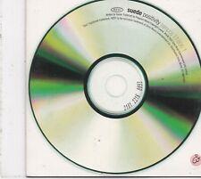 Suede-Positivity Promo cd single