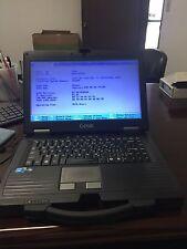 Getac S400 Semi-Rugged Laptop i5-M520 2.4ghz 2GB, No HDD or HDD Caddy