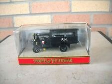MODELS OF YESTERYEAR - MATCHBOX FODEN STEAM WAGON  - PURBECK COLLECTION  RARE