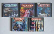 ER - Emergency Room - PC Spiele Sammlung - Code Red / Blue / Disaster Strikes