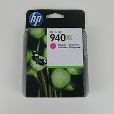 Nuevo Genuino HP 940XL tinta Magenta C4908AE para OfficeJet Pro 8500 8000 abril 2016