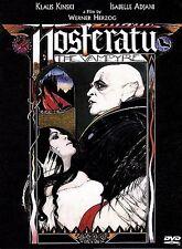 Nosferatu: The Vampyre (DVD, 1999) OOP! Sealed!