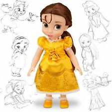 Disney Store Princess Animators Collection Belle Doll 16 inch NO Pet NEW 2013