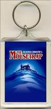 The Mousetrap. The Play. Keyring / Bag Tag.