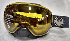 NEW Dragon X1S Verse Transition Goggles with Yellow Lens 722-1953