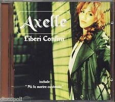 AXELLE - Liberi confini - CD NEAR MINT CONDITION