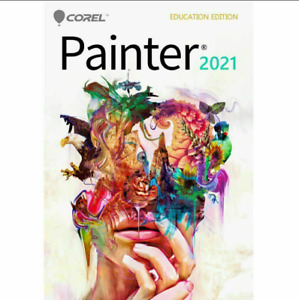 Corel Painter 2021 for Windows - Authorized Dealer - Download -Fast Shipping