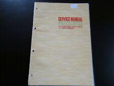 Original Service Manual Schaltplan Akai GX-285D