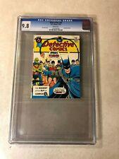 Detective #30 CGC 9.8 NM/MT top graded 1 OF 1 BEST DC BLUE RIBBON DIGEST Batman