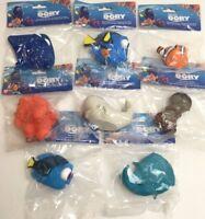 Disney Pixar Bandai Finding Nemo Dory Bath Squirters Figure Choose A Figure B40
