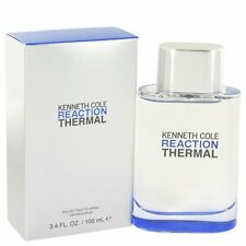 KENNETH COLE REACTION THERMAL MEN COLOGNE EDT SPRAY 3.4 OZ 100 ML NEW IN BOX
