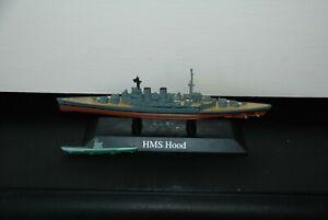 DeAgostini Atlas Edition 1:1250 Model Ship , HMS Hood