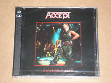 ACCEPT - STAYING A LIFE - 2 CD SIGILLATO (SEALED)