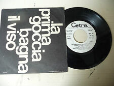 "NEW TROLLS""LA PRIMA GOCCIA BAGNA IL VISO-disco 45 giri FONIT it 1971"" PROG"