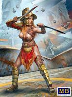 "Master Box 24056 - 1/24 Dimachaerus (Master Of Two Blades) Champion – ""Parselen"""