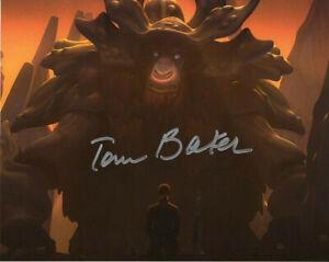 Star Wars Autograph: TOM BAKER (Bendu, Rebels)