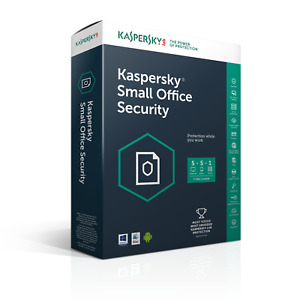 KASPERSKY SMALL OFFICE SECURITY v6 - 10 PC + 10 MOBILES + 1 SERVER - Download