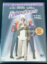 Galaxy Quest: Tim Alan Widescreen; Brand New Dvd