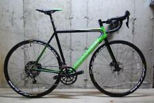 2017 Cannondale SuperSix EVO Hi-Mod Disc Ultegra Road Bike 54 cm Team Replica