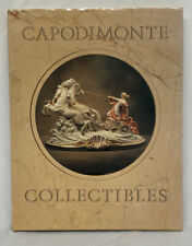 Capodimonte Collectibles Hard Cover Book By Catherine Bloom