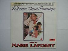 MARIE LAFORET 45 TOURS BELGE LE DERNIER AMANT JAECKIN+