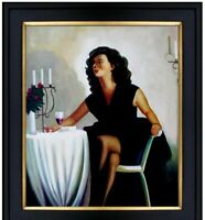 Framed Quality Hand Painted Oil Painting, Drinking Table, 20x24in
