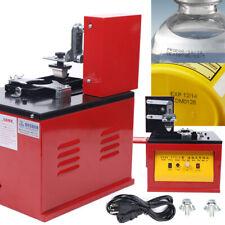 110v Automatic Pad Printer Electric Monochrome Indirect Gravure Printing Machine