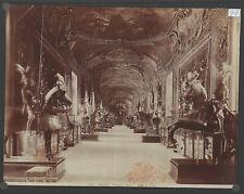 97-ALBUMINA <ITALIA_TORINO> Palazzo Reale-Sala d'Armi Nº 3761  (19x25cm)