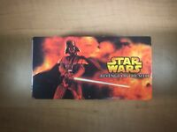 STAR WARS REVENGE OF THE SITH WIDEVISION 2005 COMPLETE TOPPS BASE CARD SET OF 80