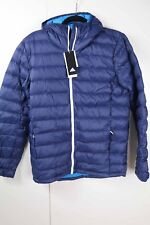 Adidas Light Down Jacket Navy AP8376 Size M MED Medium NWT
