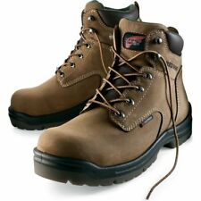 """Red Wing 2240 Men's King Safety Toe Non-Metallic 6"""" Waterproof Safety Work Boots"""