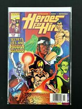 HEROES FOR HIRE #8 MARVEL COMICS 1998 VF+