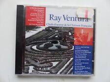 CD cHEFS D OEUVRE DE LA CHANSON FRANCAISE ray ventura   cf014