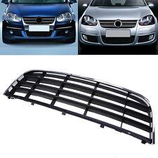 Fit For VW Jetta/Bora/Golf Mk5 2004-2008 Front Bumper Grille Centre Grill Cover
