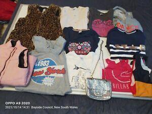 Girls Clothes Size 12-14 Bundle 12 items