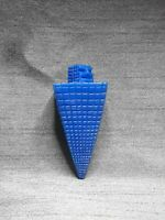 Vintage M.U.S.C.L.E. Muscle Men Kinnikuman DarkBlue107 Sunshine Pyramid Triangle