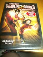 Shaolin Soccer (Oop Dvd, 2004) Stephen Chow English Dub+Chinese Versions Sealed